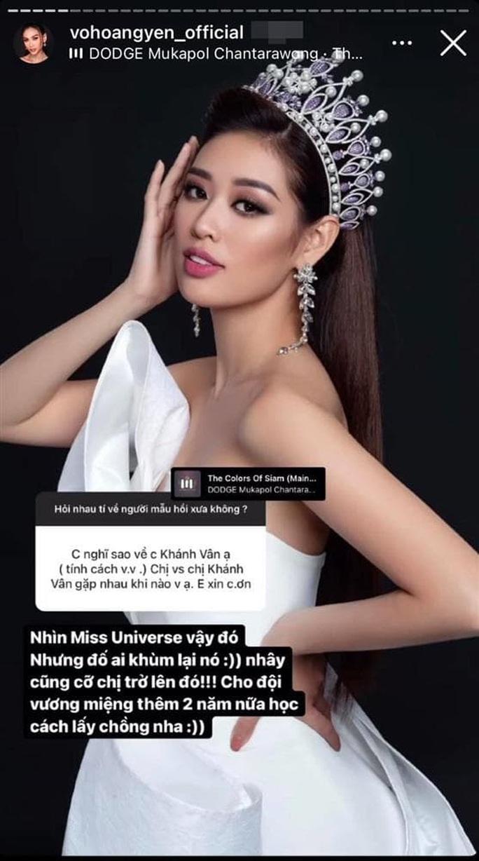 Võ Hoàng Yến khẳng định Phạm Hương là Hoa hậu Hoàn vũ Việt Nam đẹp nhất - Ảnh 3.