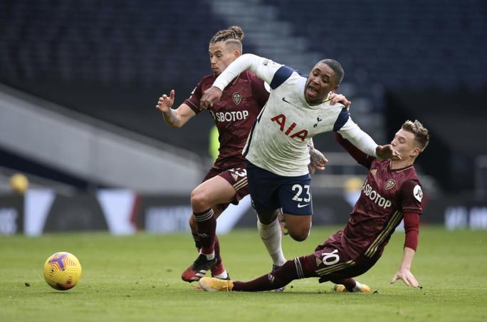 Son Heung-min chạm mốc 100 bàn thắng, Tottenham bay bổng Top 3 Ngoại hạng - Ảnh 3.