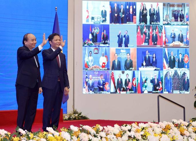 Dấu ấn ngoại giao nổi bật trong năm Covid 2020 - Ảnh 9.