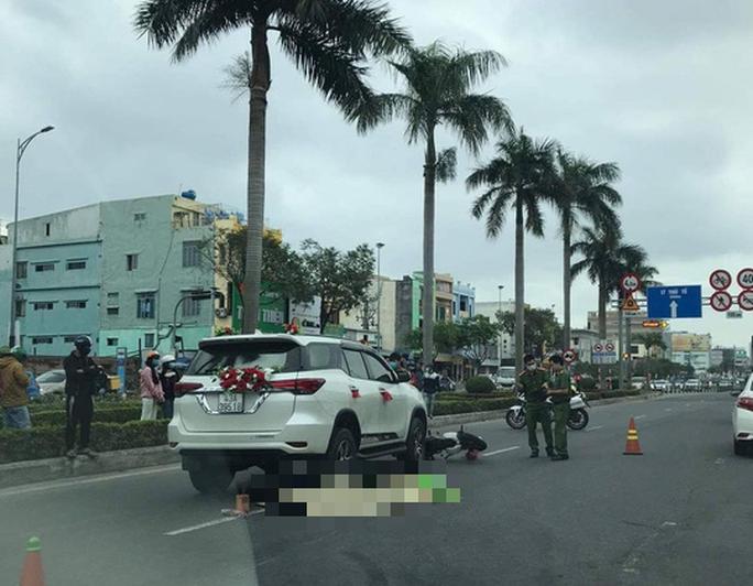 Đà Nẵng: Xe ô tô gây tai nạn chết người trong ngày rước dâu - Ảnh 1.