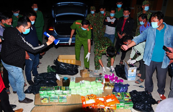 Khởi tố vụ vận chuyển gần 90 kg ma tuý từ Campuchia về TP HCM - Ảnh 1.