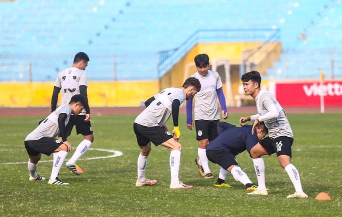 Thành Lương: CLB Hà Nội đặt mục tiêu giành trọn 3 điểm trước Becamex Bình Dương - Ảnh 5.
