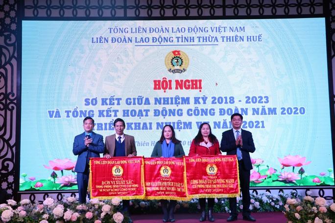 Thừa Thiên - Huế: Hơn 12,3 tỉ đồng hỗ trợ đoàn viên khó khăn - Ảnh 1.