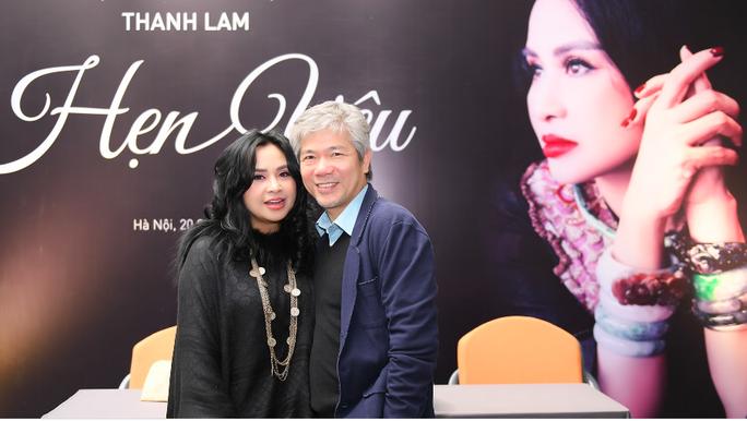 Thanh Lam đắm say trong tình yêu khi được bạn trai cầu hôn - Ảnh 3.