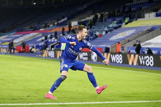 Hạ gục Chelsea, Leicester soán ngôi đầu Ngoại hạng Anh - Ảnh 6.
