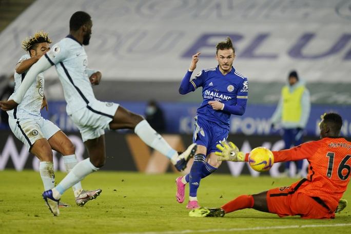 Hạ gục Chelsea, Leicester soán ngôi đầu Ngoại hạng Anh - Ảnh 5.