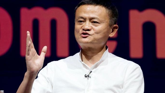 Tỉ phú Jack Ma phá vỡ im lặng - Ảnh 1.