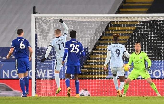 Hạ gục Chelsea, Leicester soán ngôi đầu Ngoại hạng Anh - Ảnh 7.