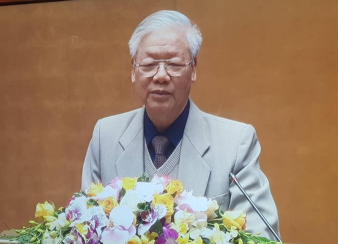 Tổng Bí thư, Chủ tịch nước: Chọn ĐBQH, đại biểu HĐND xứng đáng, có năng lực - Ảnh 1.