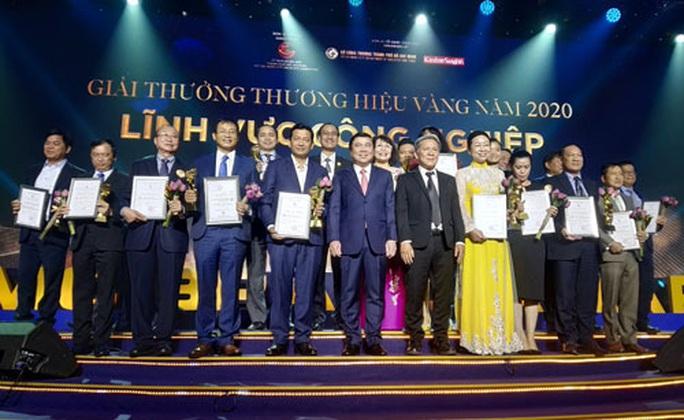 Tôn vinh 30 doanh nghiệp Thương hiệu Vàng TP HCM năm 2020 - Ảnh 1.