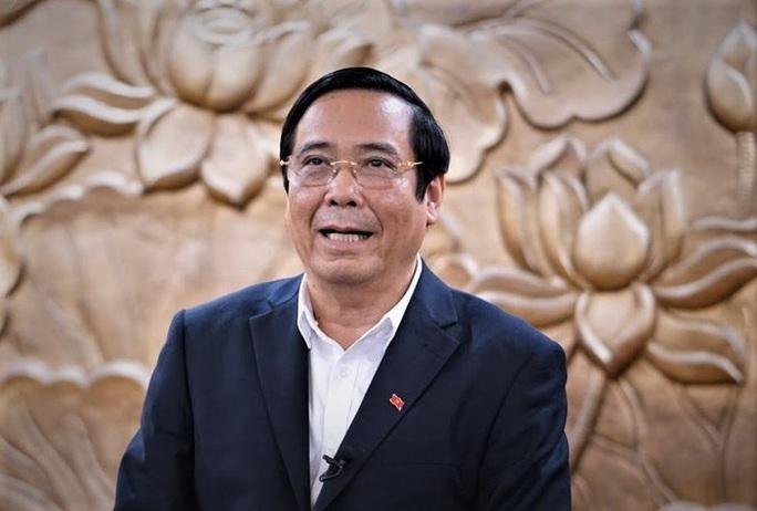Phó Trưởng ban Thường trực Ban Tổ chức Trung ương nói về công tác nhân sự Đại hội XIII - Ảnh 1.