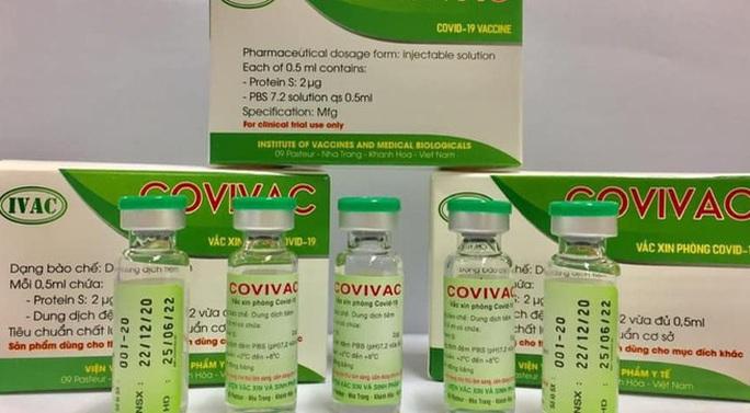 Biến thể SARS-CoV-2 có thể vô hiệu hoá vắc-xin ngừa Covid-19 do Việt Nam sản xuất? - Ảnh 1.