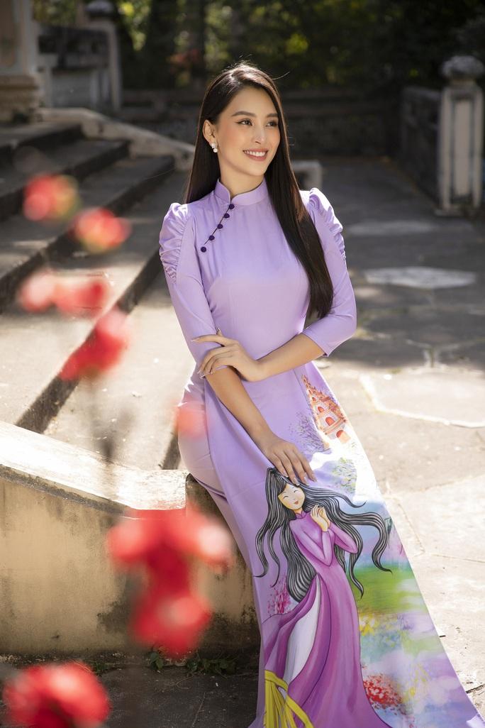 Trần Tiểu Vy xứng danh mỹ nhân - Ảnh 26.