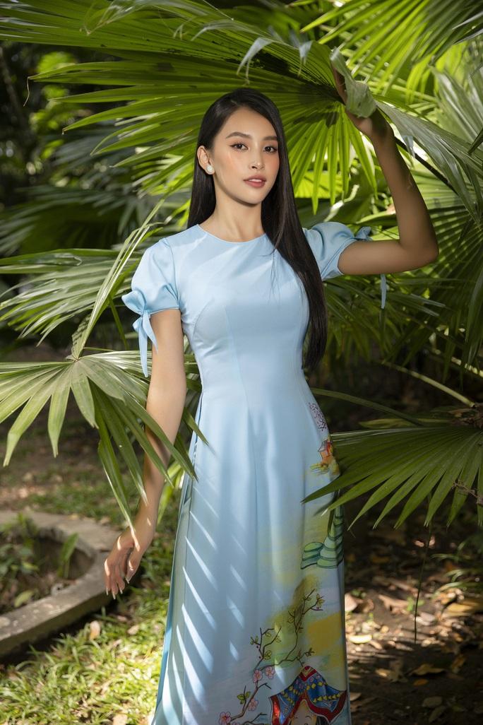 Trần Tiểu Vy xứng danh mỹ nhân - Ảnh 21.