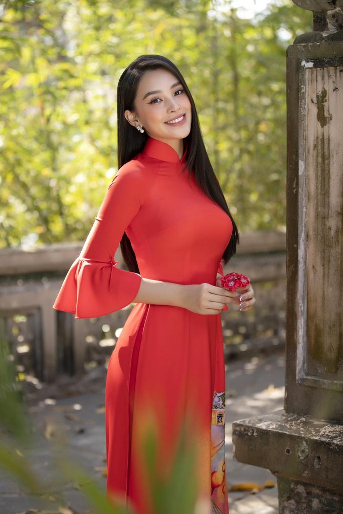 Trần Tiểu Vy xứng danh mỹ nhân - Ảnh 7.