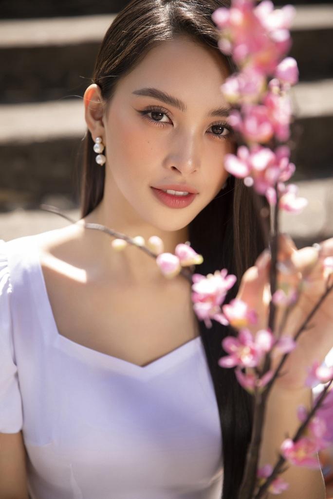 Trần Tiểu Vy xứng danh mỹ nhân - Ảnh 2.
