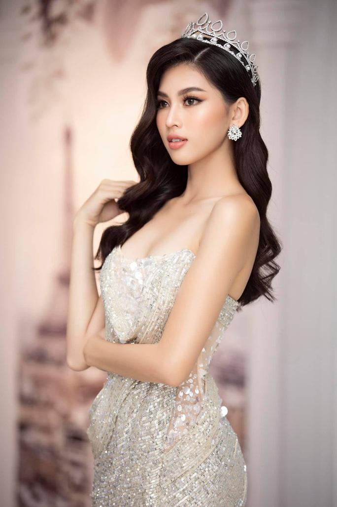 Cận cảnh nhan sắc Á hậu Ngọc Thảo - đại diện Việt Nam thi Miss Grand International - Ảnh 9.