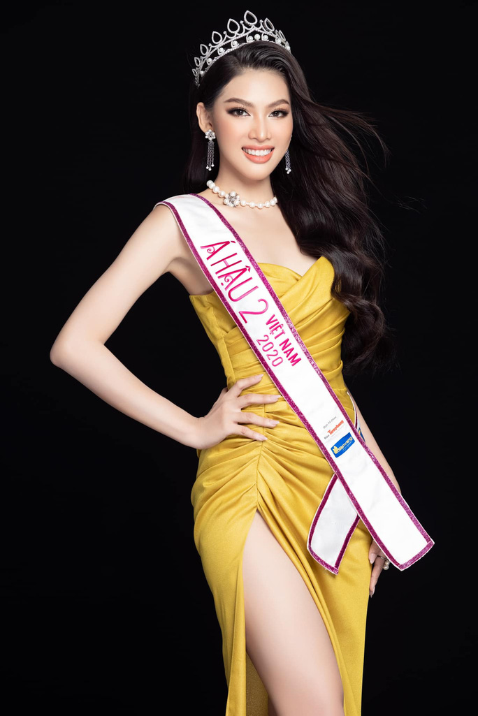 Cận cảnh nhan sắc Á hậu Ngọc Thảo - đại diện Việt Nam thi Miss Grand International - Ảnh 1.
