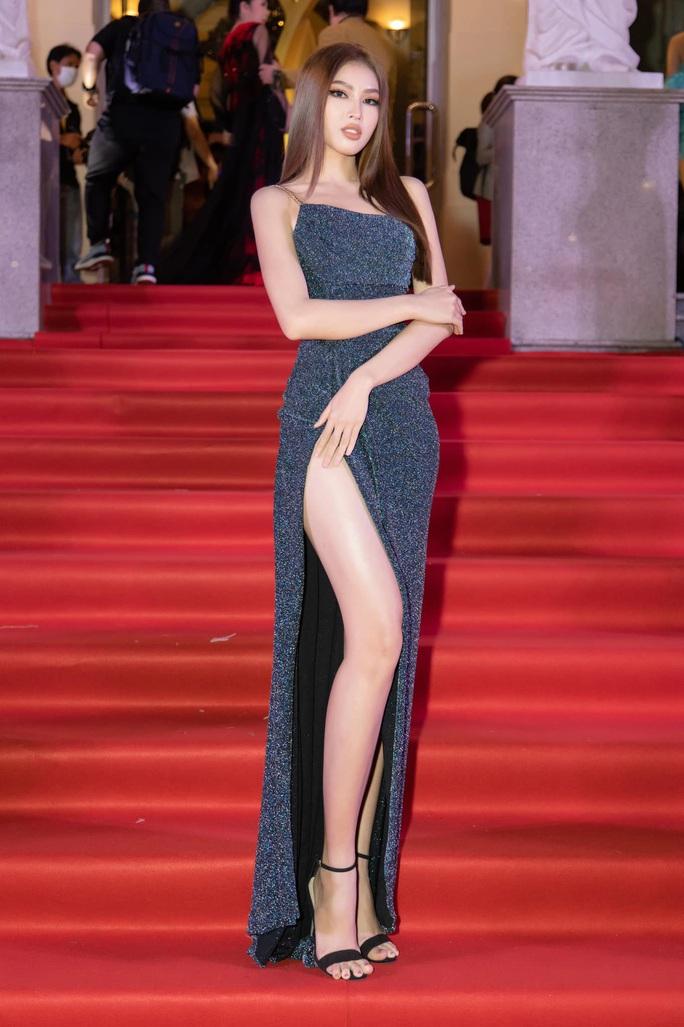 Cận cảnh nhan sắc Á hậu Ngọc Thảo - đại diện Việt Nam thi Miss Grand International - Ảnh 3.