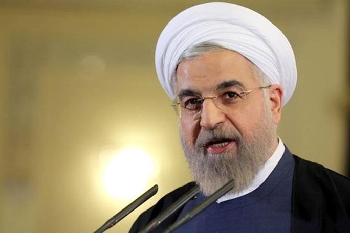 """Iran """"mừng ra mặt"""" khi ông Donald Trump mãn nhiệm - Ảnh 1."""