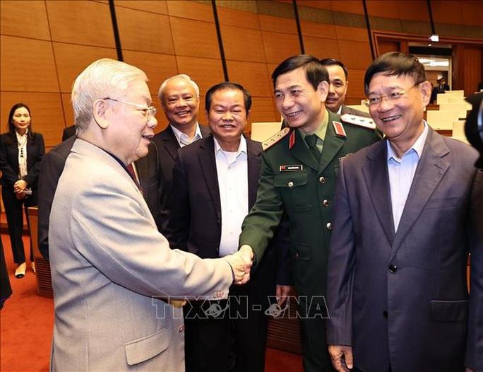 Tổng Bí thư, Chủ tịch nước: Chọn đại biểu QH, HĐND xứng đáng, đủ đức, đủ tài - Ảnh 1.