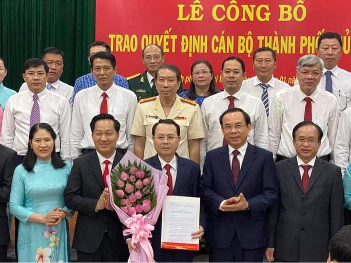 Ông Nguyễn Văn Hiếu giữ chức Bí thư Thành ủy Thủ Đức - Ảnh 1.