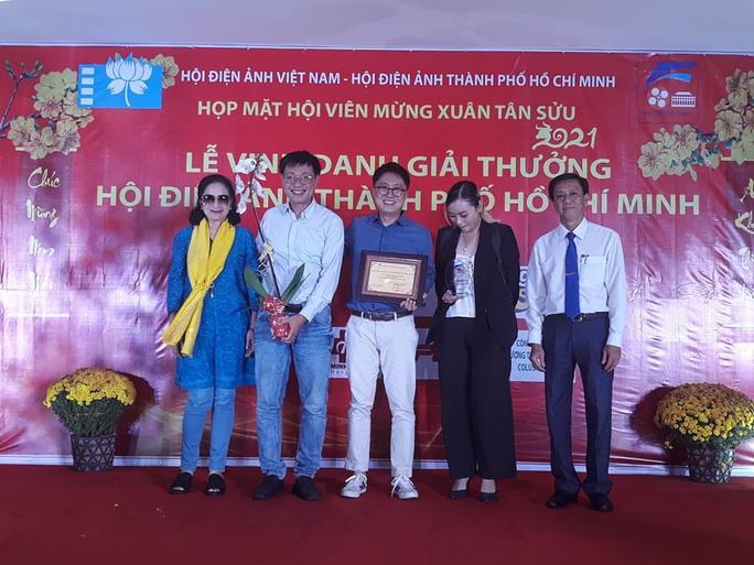 Hứa Vĩ Văn, Khả Ngân được Hội Điện ảnh TP HCM vinh danh - Ảnh 5.