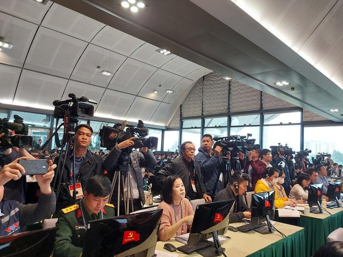 Số lượng đại biểu tham dự Đại hội XIII của Đảng đông nhất từ trước đến nay - Ảnh 2.