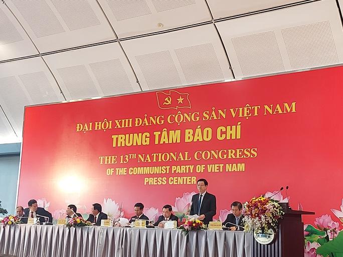 Số lượng đại biểu tham dự Đại hội XIII của Đảng đông nhất từ trước đến nay - Ảnh 1.