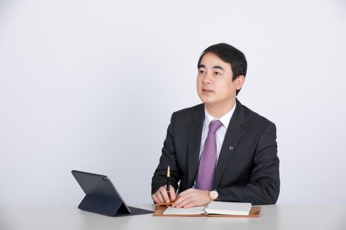"""Vietcombank từ Người thong dong biết chạy"""" đến """"Nhà băng gánh đều hai vai - Ảnh 1."""