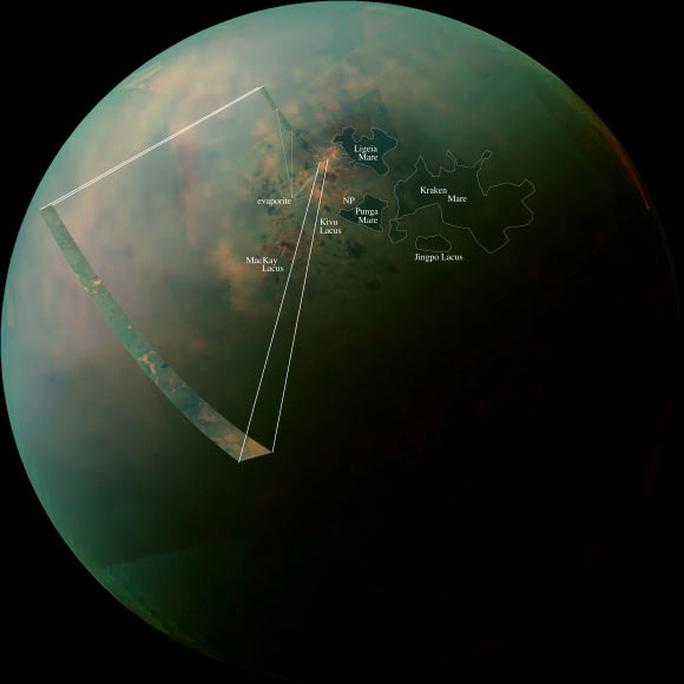 Biển ngoài hành tinh sâu 100 mét ở thế giới y hệt Trái Đất cổ đại - Ảnh 2.