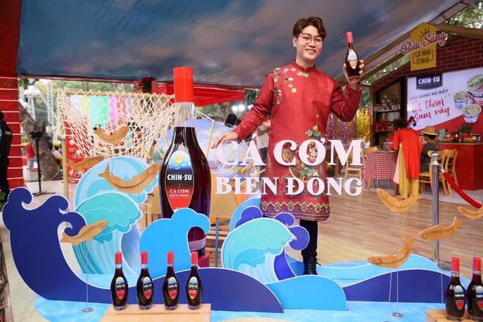 CHIN-SU mang không gian ẩm thực 3 miền đến Lễ Hội Tết Việt - Ảnh 2.