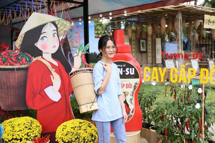CHIN-SU mang không gian ẩm thực 3 miền đến Lễ Hội Tết Việt - Ảnh 3.