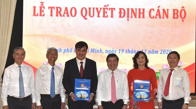 Phân công điều hành hoạt động UBND TP HCM trong thời gian Đại hội XIII của Đảng diễn ra - Ảnh 1.