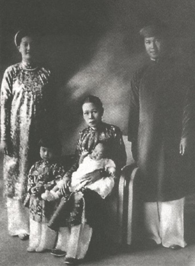 Con gái lớn của vua Bảo Đại qua đời tại Pháp - Ảnh 1.
