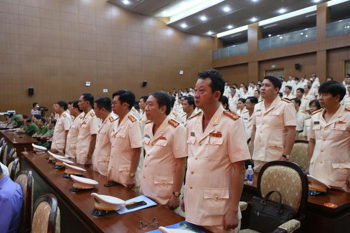 Đại tá Nguyễn Hoàng Thắng giữ chức trưởng Công an TP Thủ Đức - Ảnh 2.