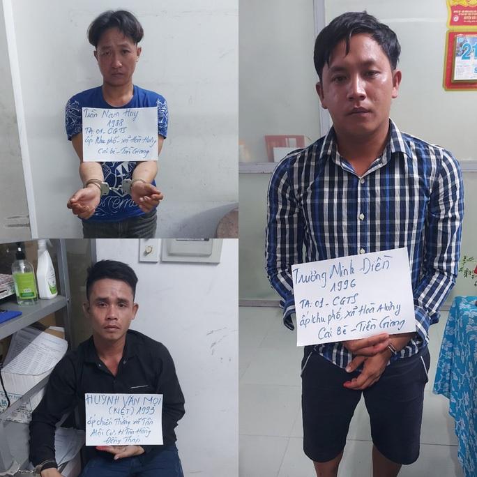CLIP: Thưởng nóng chuyên án phá băng cướp liên tỉnh Tiền Giang – Vĩnh Long - Ảnh 3.
