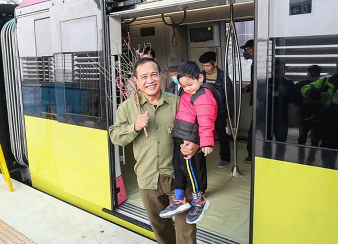 Háo hức với tuyến đường sắt Nhổn - ga Hà Nội - Ảnh 1.