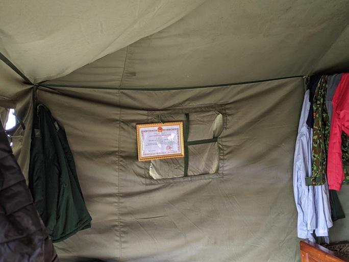 Cận cảnh cuộc sống của bộ đội biên phòng dưới cái rét cắt da cắt thịt nơi địa đầu Tổ quốc - Ảnh 18.