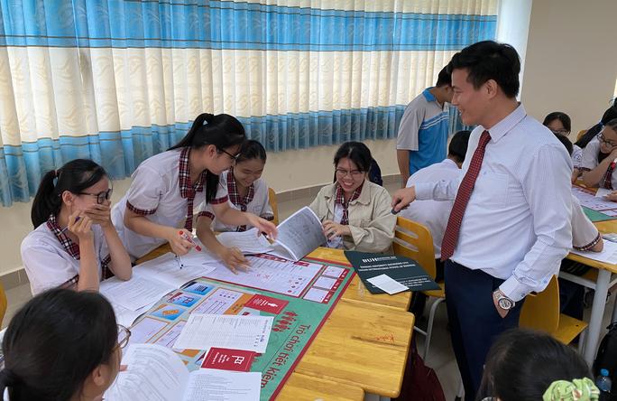 Giáo dục tài chính dành cho học sinh THPT - Ảnh 1.