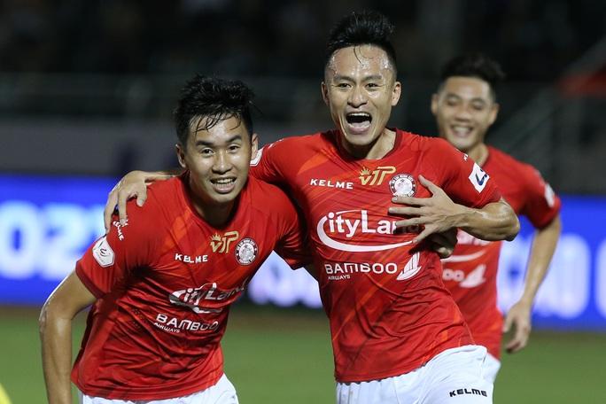 Lee Nguyễn tái xuất, TP HCM thắng trận đầu tiên tại V-League 2021 - Ảnh 6.