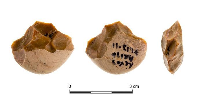 Phát hiện sốc từ gia tài của loài người ma 2,6 triệu tuổi - Ảnh 2.