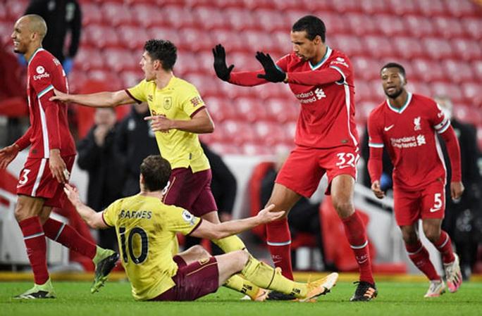 Liverpool: Bước lùi của nhà vô địch - Ảnh 1.