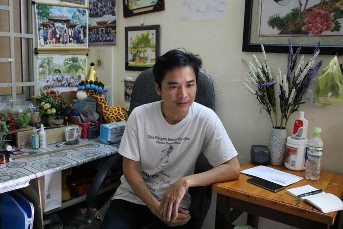 Mai Vàng nhân ái thăm nghệ nhân Ngô Minh Phú và NS Phương Anh - Ảnh 8.