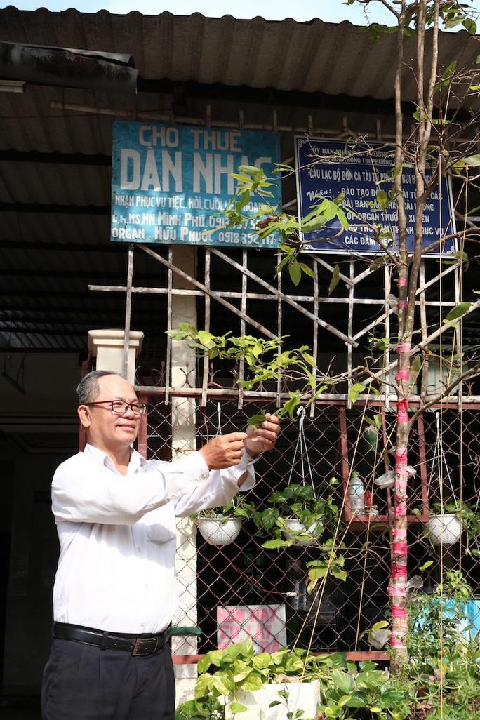 Mai Vàng nhân ái thăm nghệ nhân Ngô Minh Phú và NS Phương Anh - Ảnh 5.