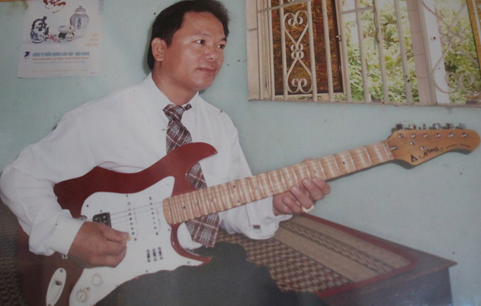 Mai Vàng nhân ái thăm nghệ nhân Ngô Minh Phú và NS Phương Anh - Ảnh 2.