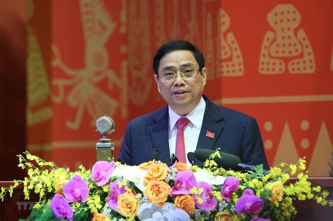 Bầu Đoàn Chủ tịch Đại hội XIII gồm 17 thành viên - Ảnh 5.