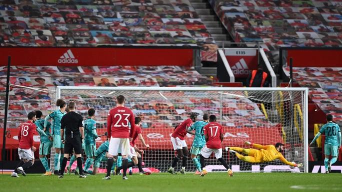 Rượt đuổi kịch tính tại Old Trafford, Man United quật ngã Liverpool ở FA  Cup - Ảnh 8.