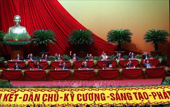 Bầu Đoàn Chủ tịch Đại hội XIII gồm 17 thành viên - Ảnh 9.