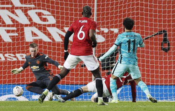 Rượt đuổi kịch tính tại Old Trafford, Man United quật ngã Liverpool ở FA  Cup - Ảnh 6.